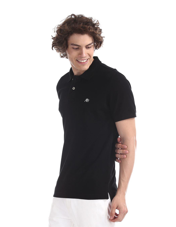 Aeropostale Men's Casual Wear Polo T-Shirt