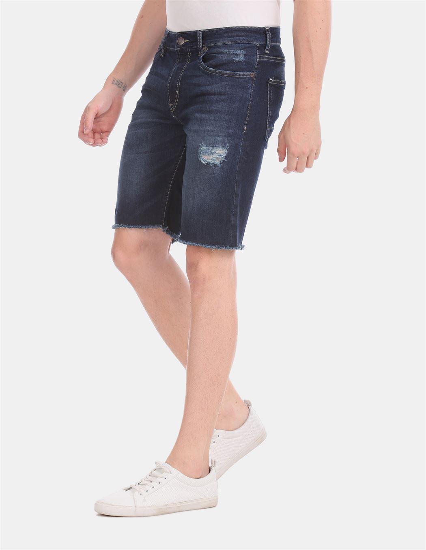 Aeropostale Men's Casual Wear Denim Shorts
