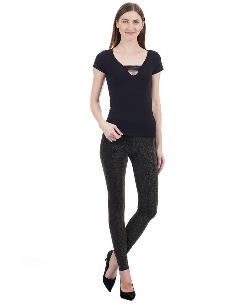 Aeropostale Women Solid Casual wear Top