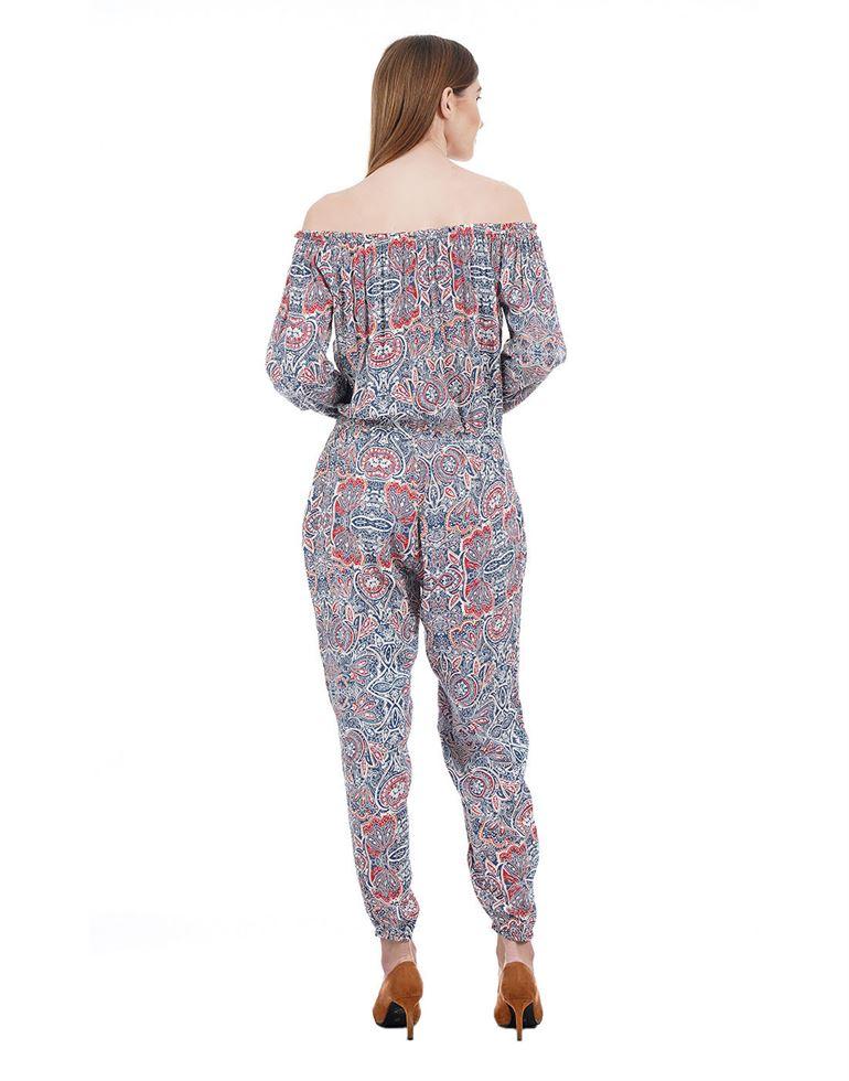 Aeropostale Women Printed Casual wear Jumpsuit