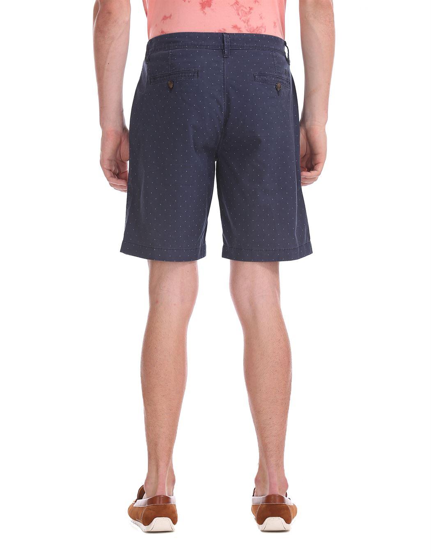 Aeropostale Men Casual Wear Printed Shorts