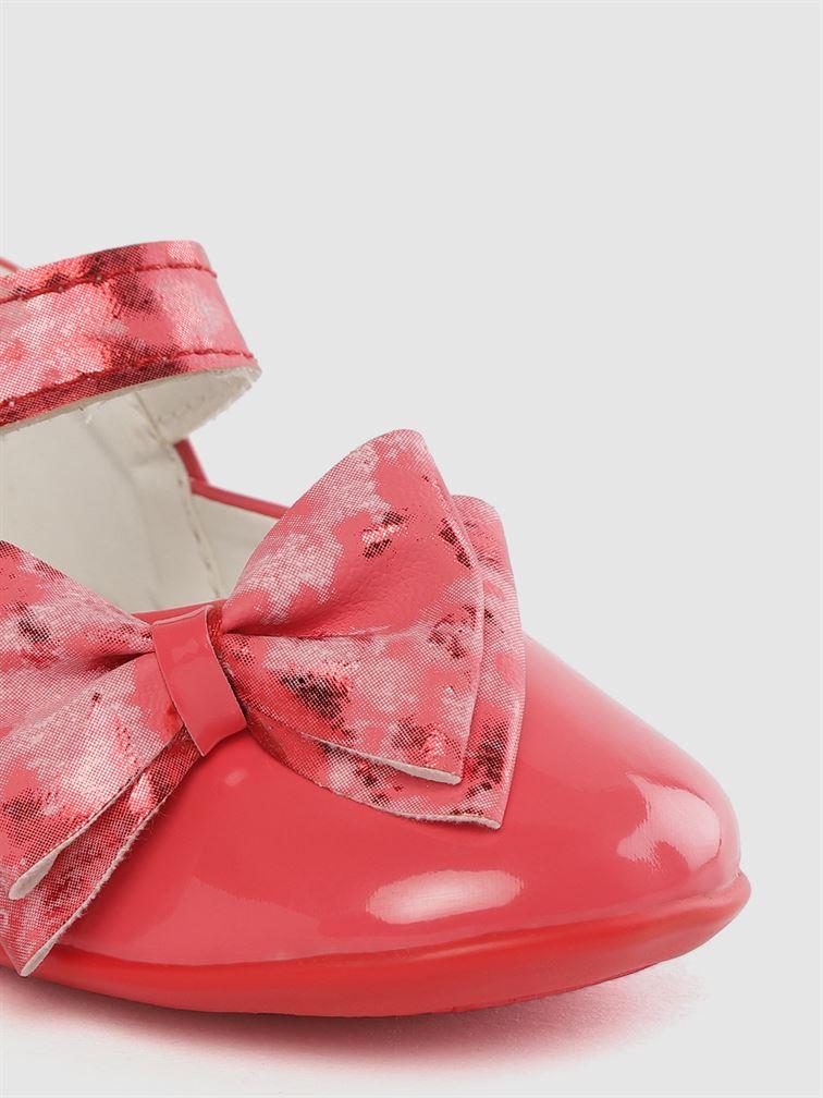 Barbie Girls Red Casual Wear Ballerina