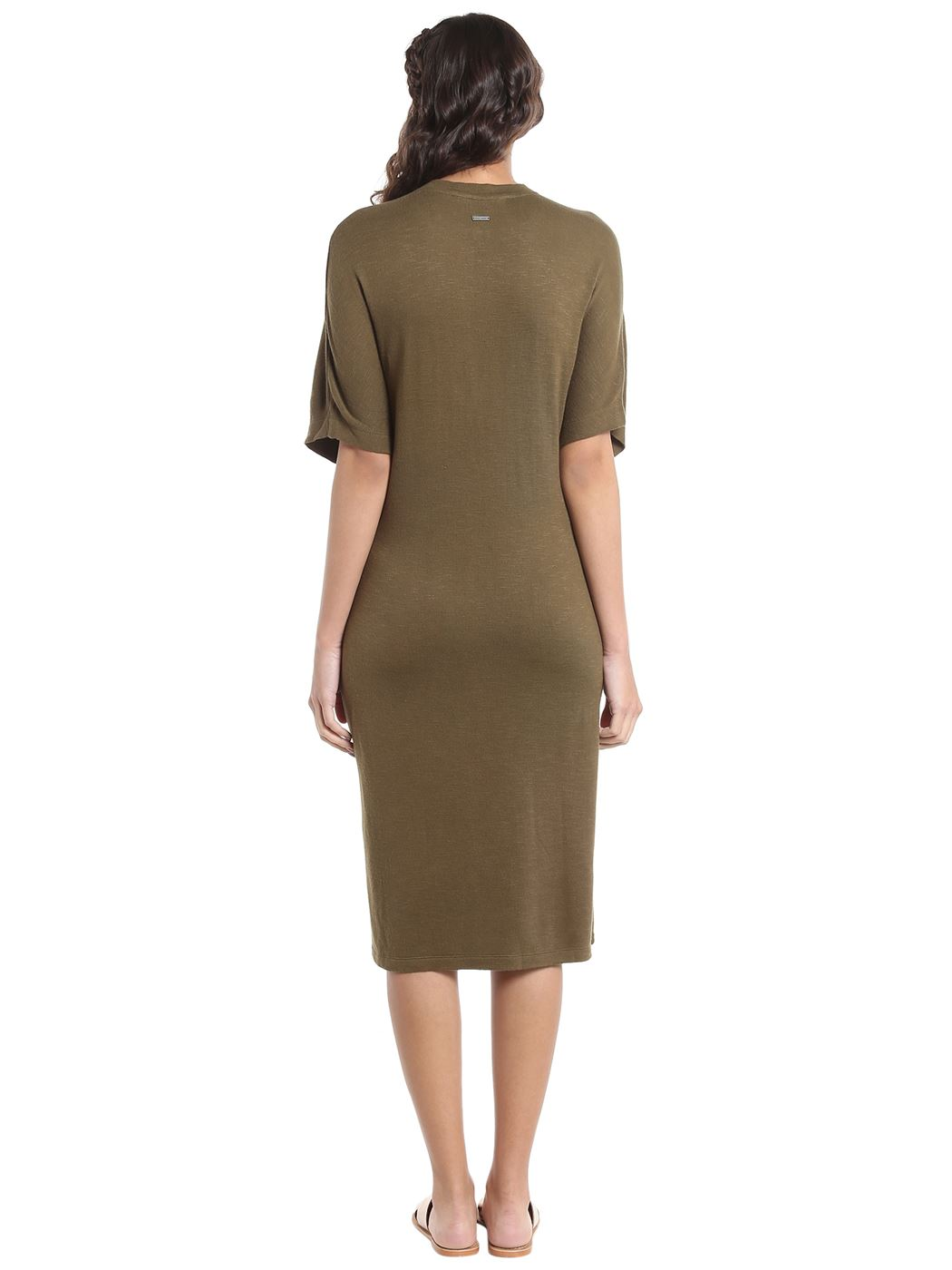 Vero Moda Women Casual Wear Solid Dress