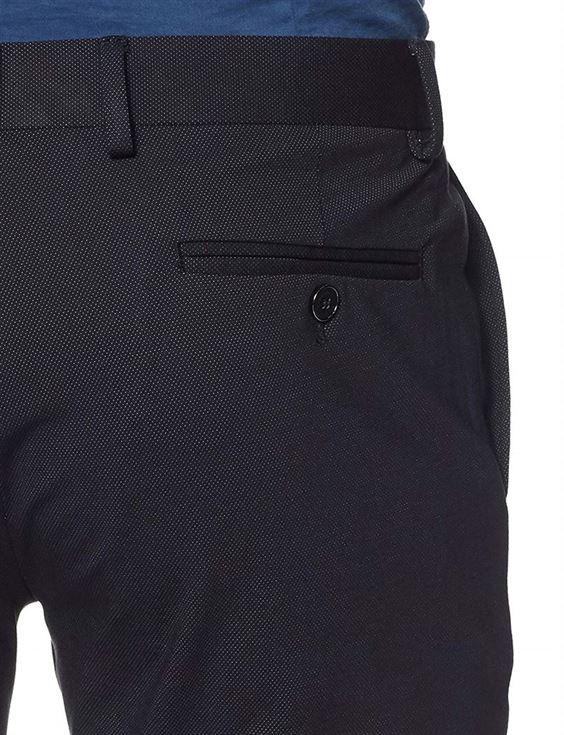 Blackberry Formal Men Formal Wear Solid Trousers