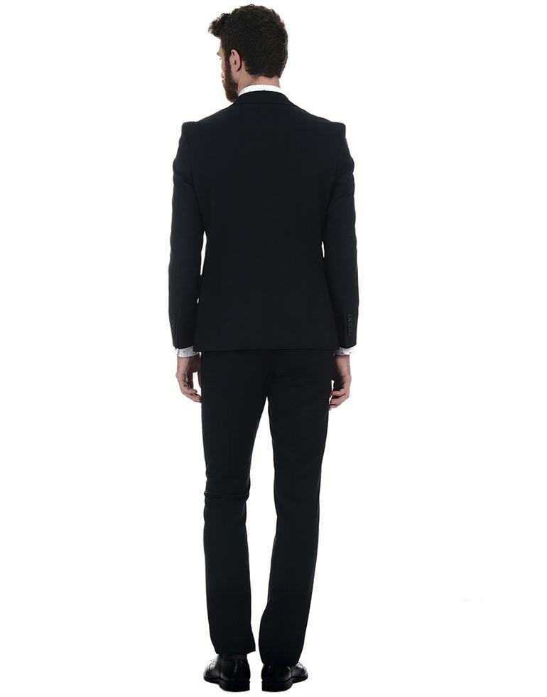 Blackberry Formal Men Formal Wear Solid Suit