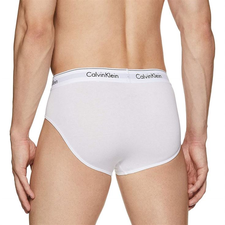 Calvin Klein Men Solid Brief