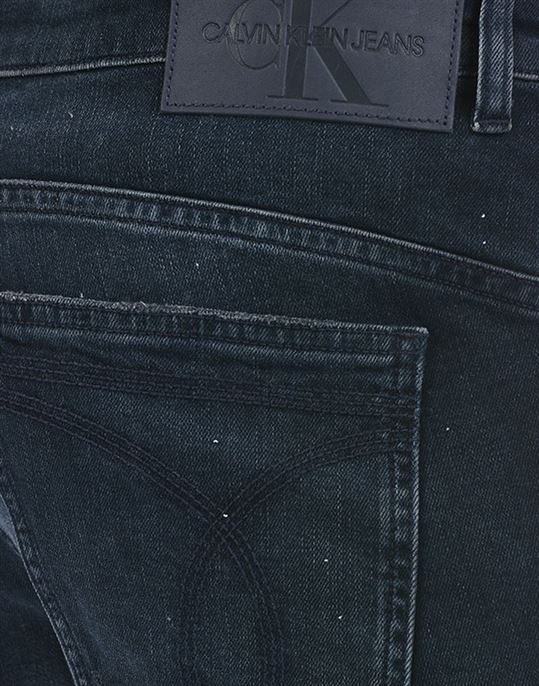 Calvin Klein Men Casual Wear Navy Blue Jeans