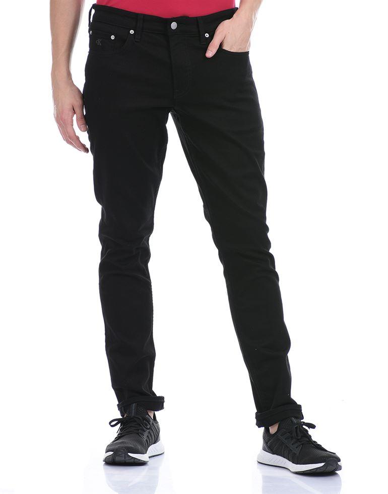 Calvin Klein Men Casual Wear Black Jeans