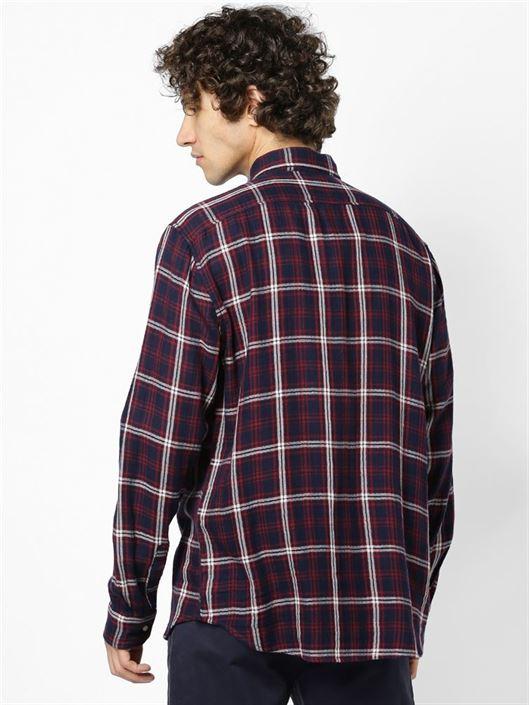 Celio Men Casual Wear Multicolor Shirt
