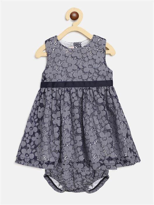 Chicco Girls Blue Casual Wear Set