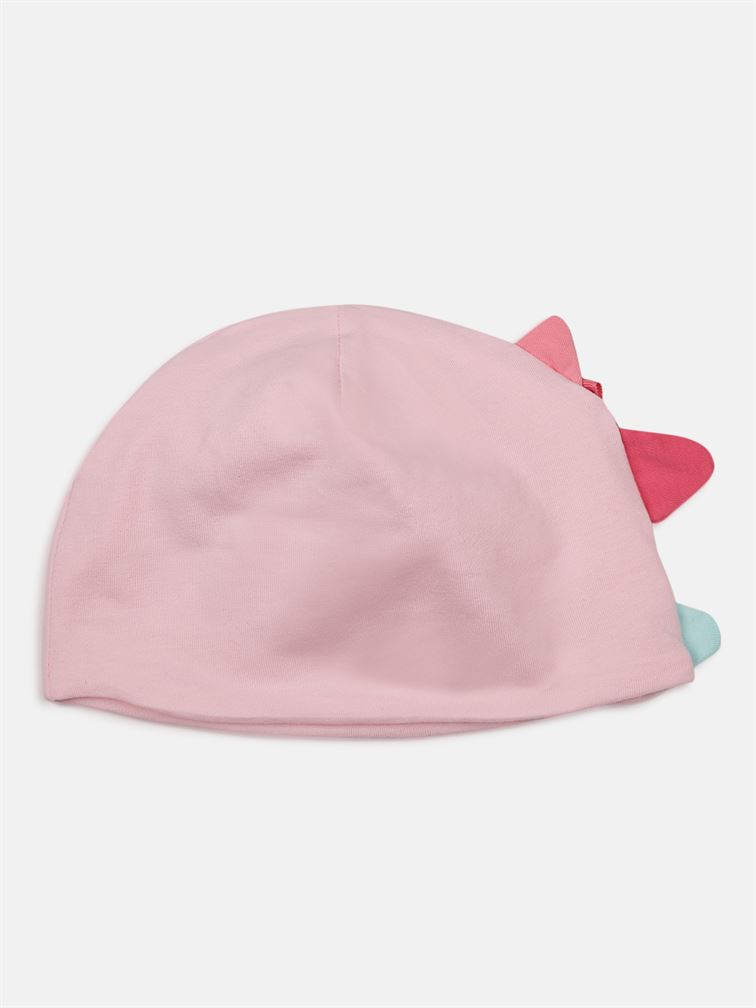 Chicco Girls Pink Casual Wear Cap