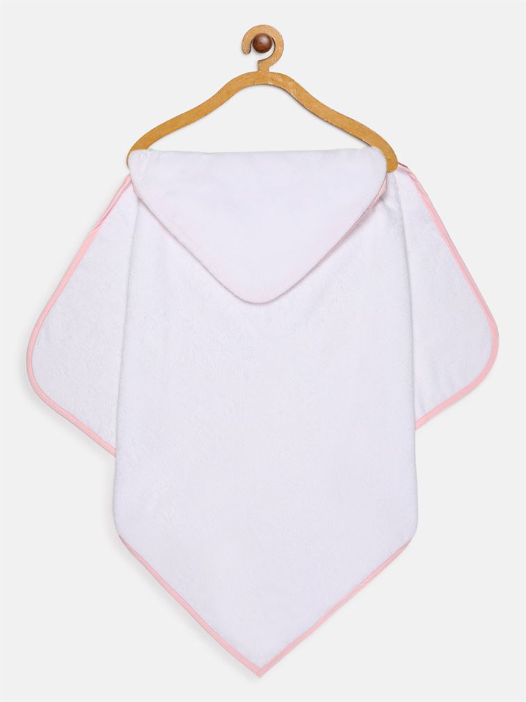 Chicco Girls Pink Casual Wear Towel