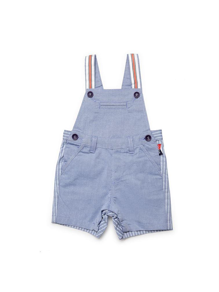 Chicco Boys Blue Casual Wear Shorts