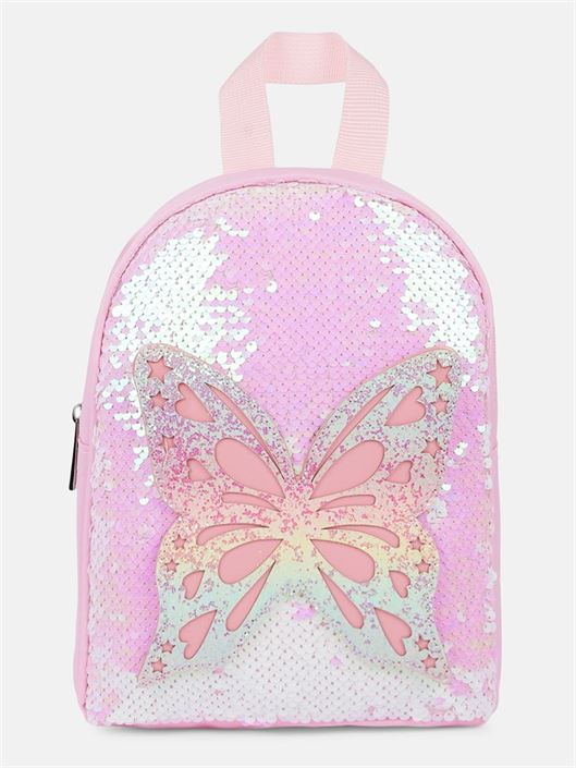 Chicco Girls Pink Casual Wear Bag