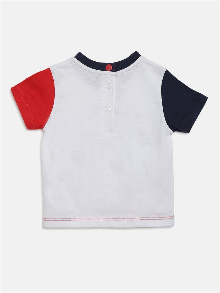 Chicco Boys Multicolor Casual Wear Set