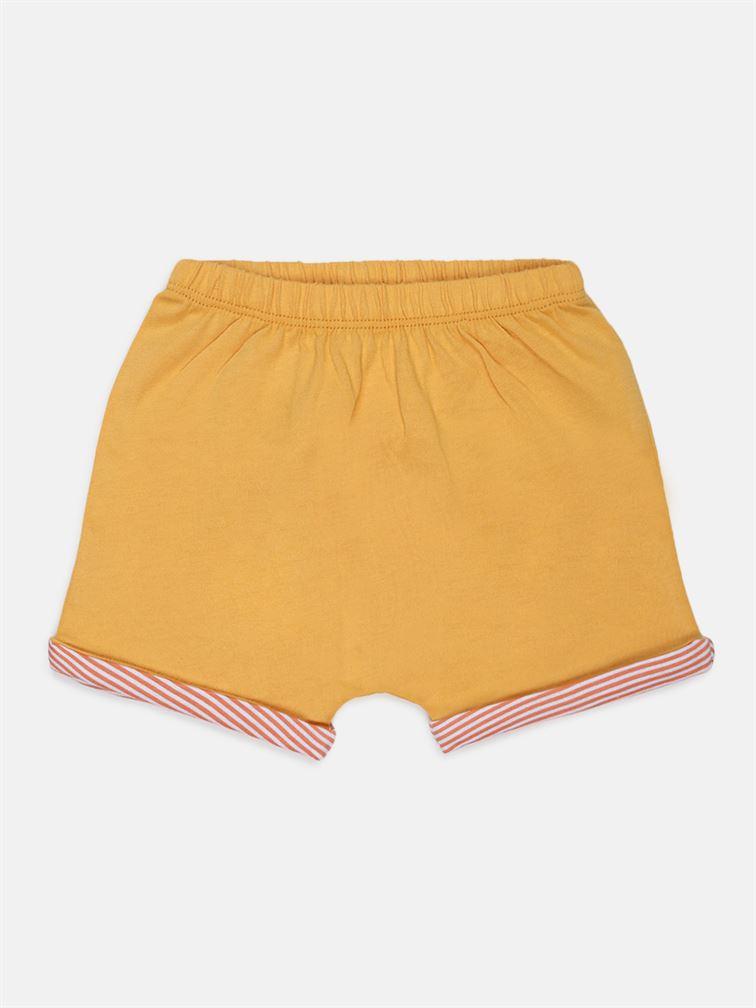Chicco Boys Yellow Casual Wear Set