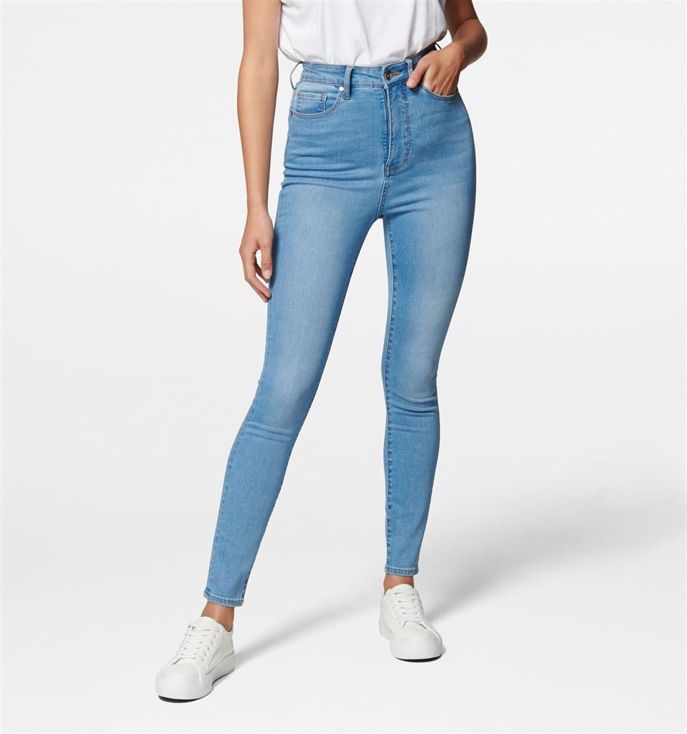 Forever New Women Casual Wear Blue Jeans