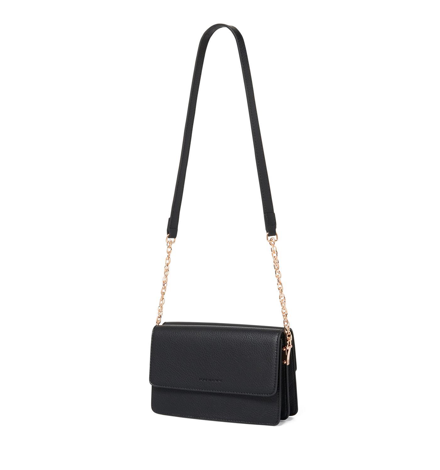Forever New Women's Navy Crossbody Bag