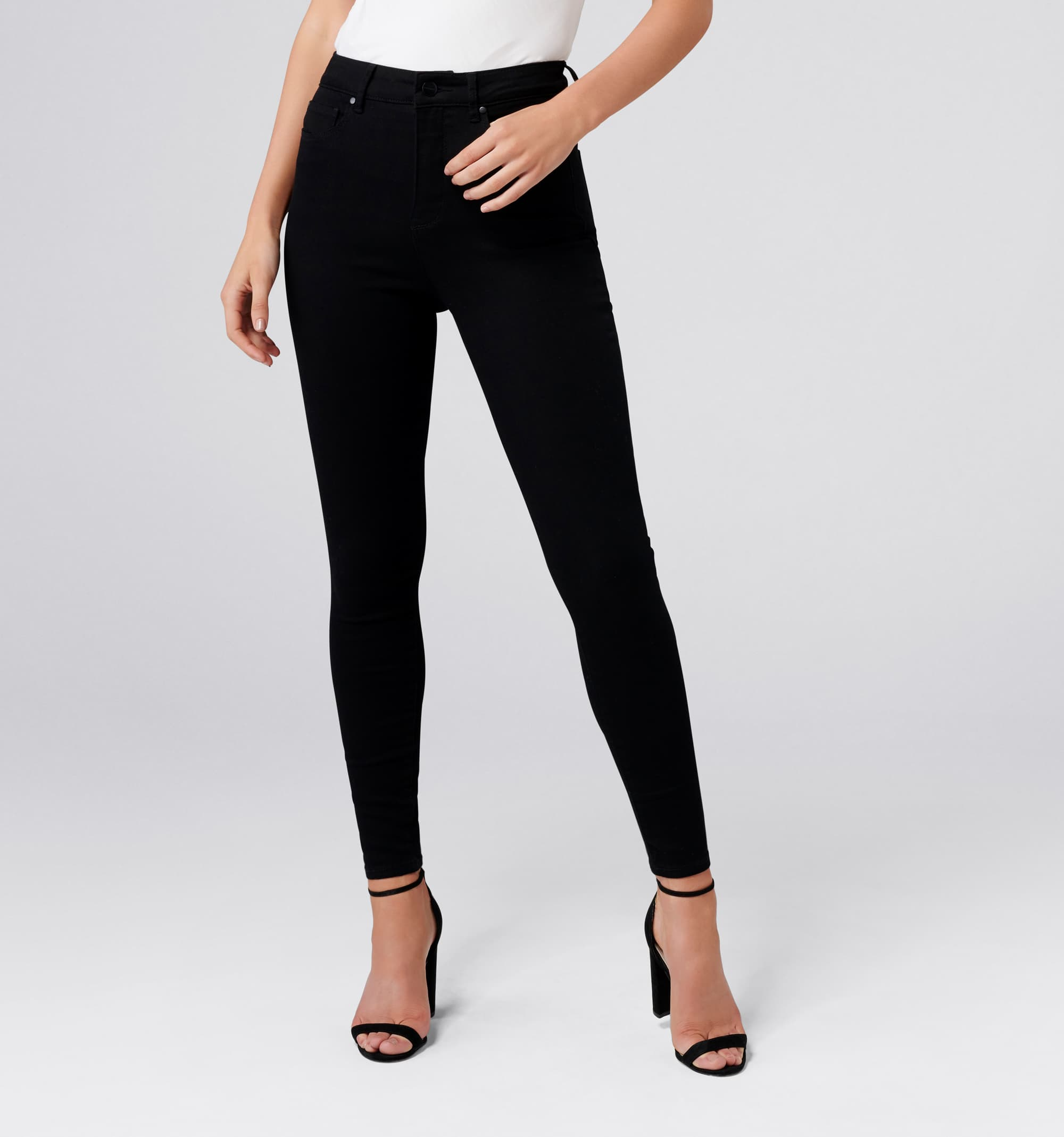 Forever New Women Casual Wear Black Jeans