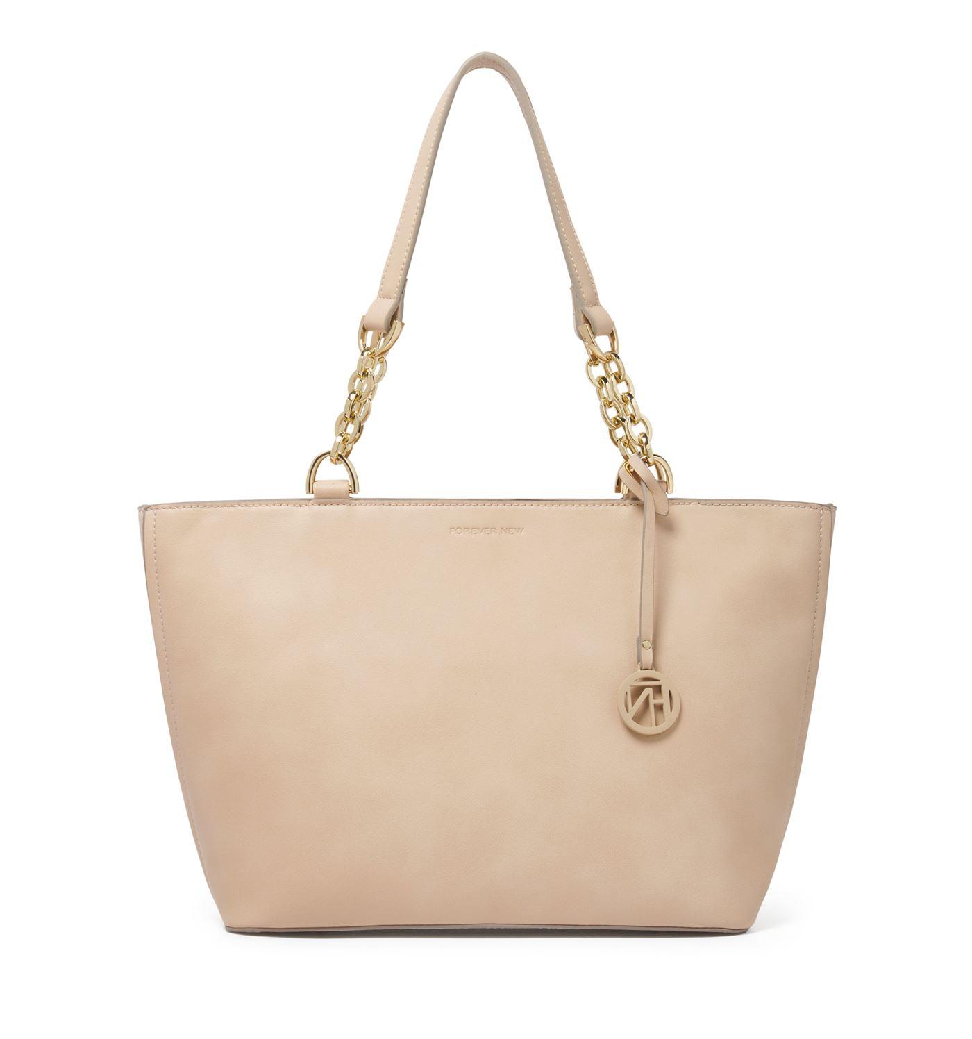 Forever New Women's Beige Shoulder Bag