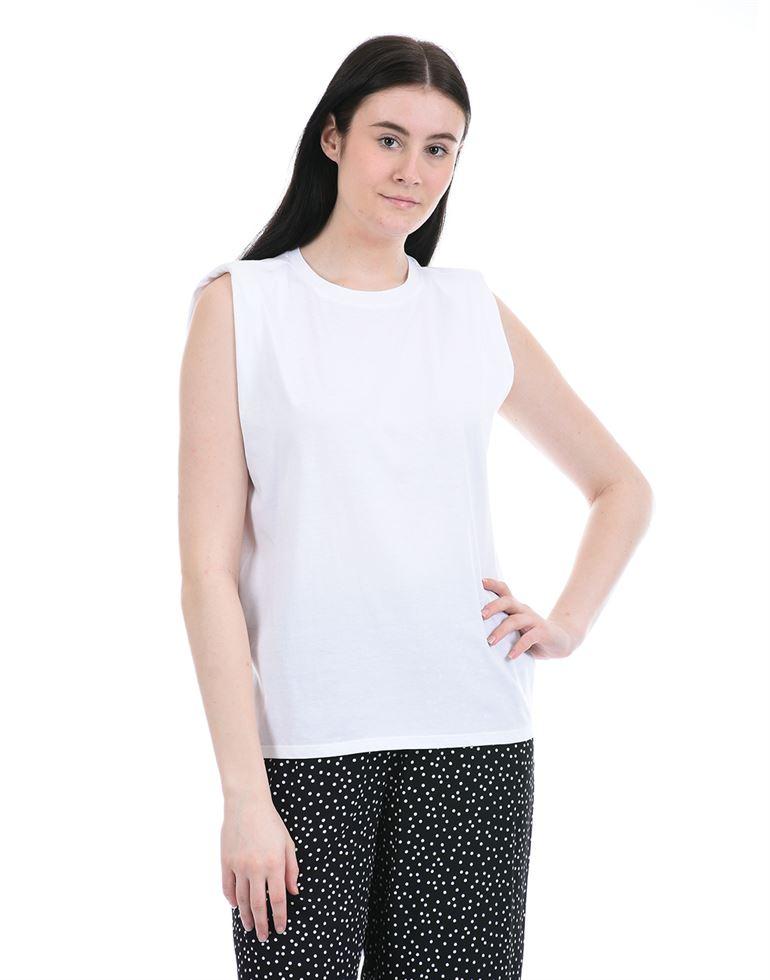 Forevernew Women Casual Wear White Regular Top