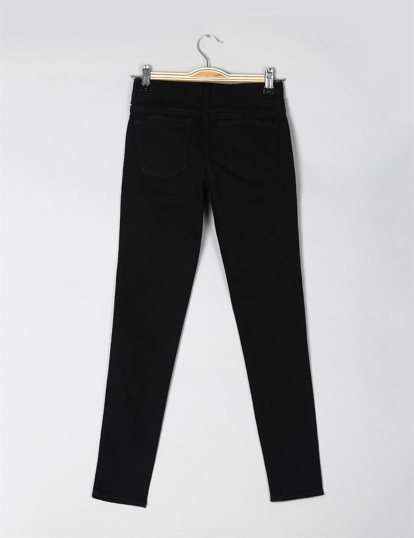 GAP Unisex Black Solid Jeans