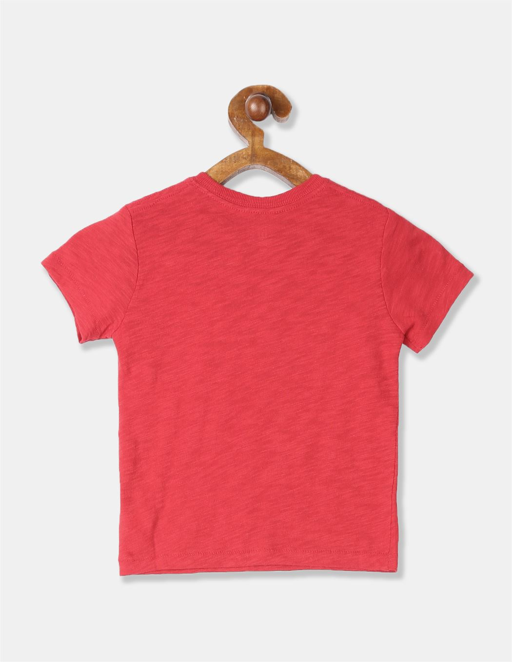 GAP Boys Red Applique T-Shirt