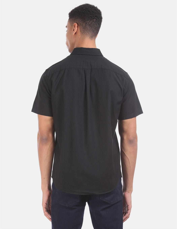 Gap Men Black Shirt