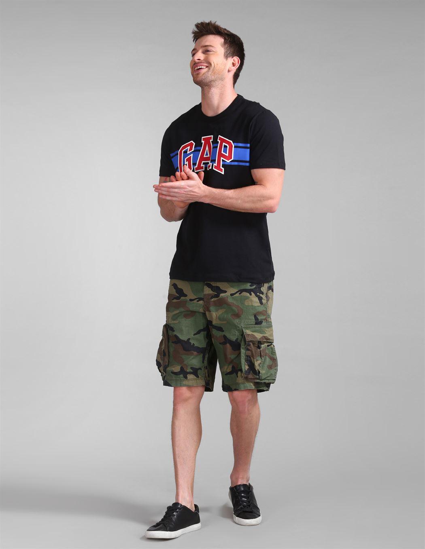 Gap Men's Casual Wear Cargo Shorts