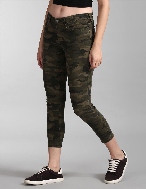 Gap Women's Casual Wear Fashion Woven Bottom