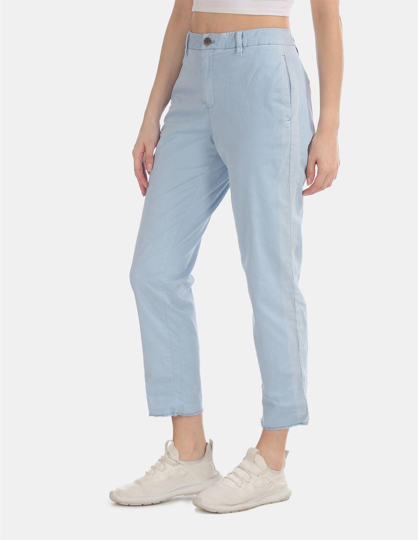 Gap Women's Casual Wear Chinos Trouser