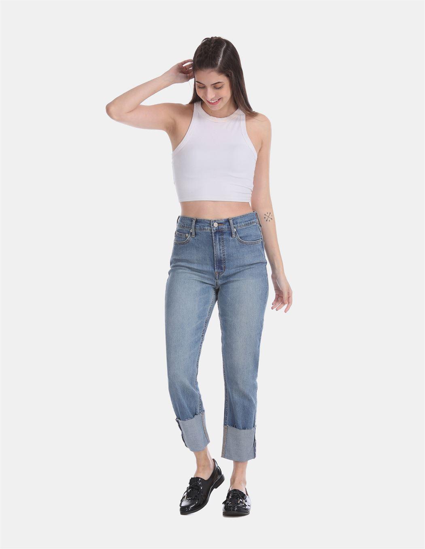 Gap Women's Casual Wear Cigarette Fit Jeans