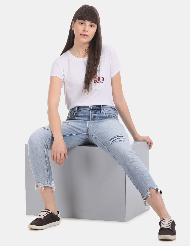 Gap Women's Casual Wear Skinny Fit Jeans