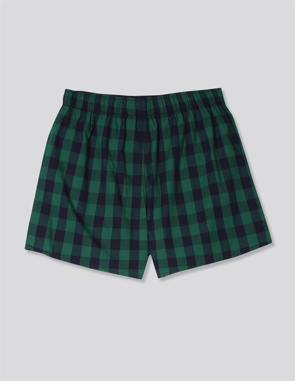 Gap Men Casual Wear Green Shorts