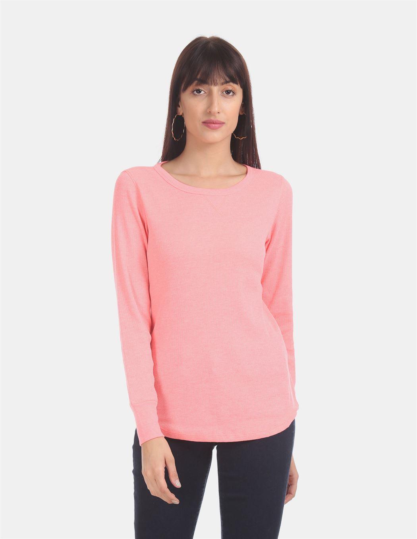 Gap Women's Casual Wear Woolen Top