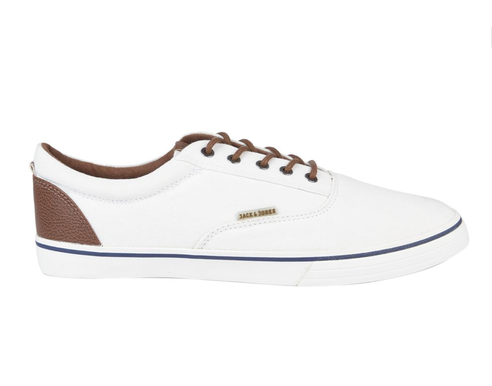 Jack & Jones Casual Wear Solid Shoes
