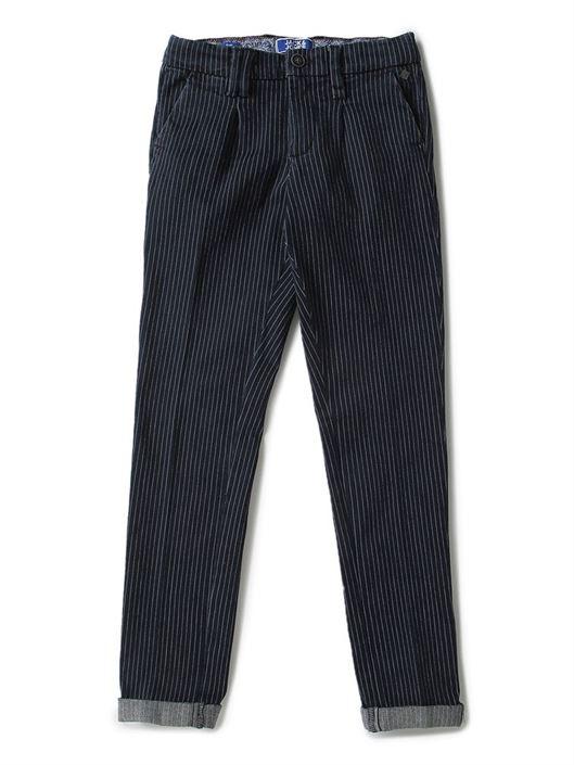 Jack & Jones Junior Dark Blue Trouser For Boys