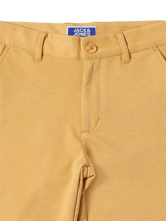 Jack & Jones Junior Yellow Shorts For Boys