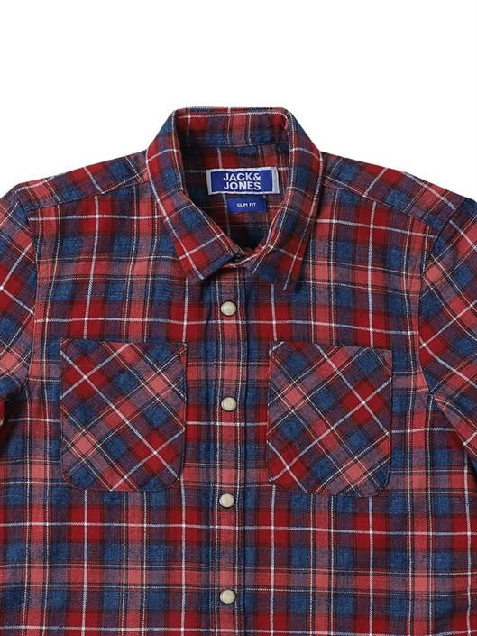Jack & Jones Junior Multicolor Shirt For Boys