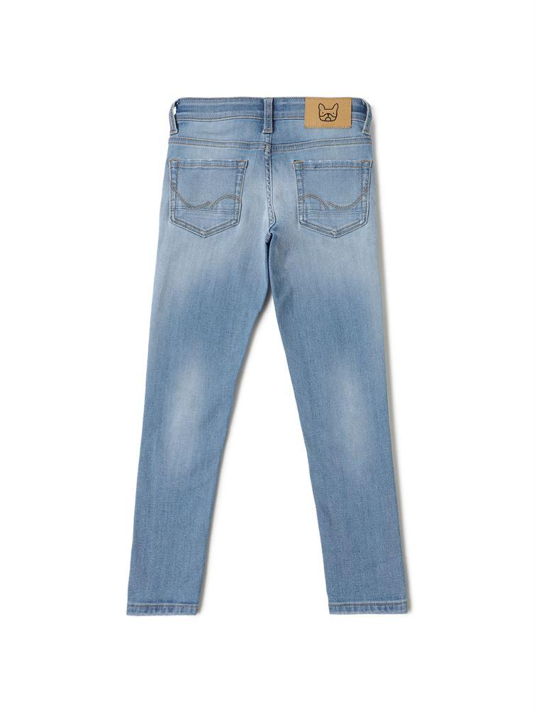 Jack & Jones Junior Light Blue Jeans For Boys