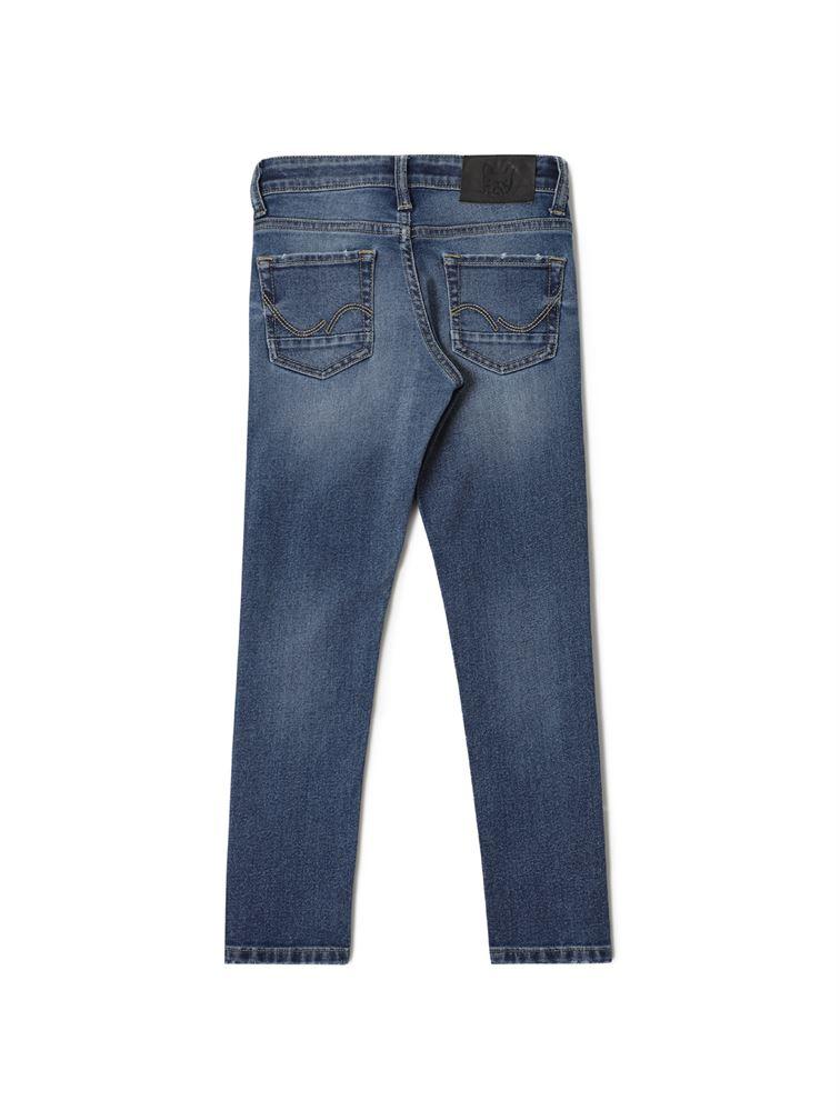 Jack & Jones Junior Blue Jeans For Boys