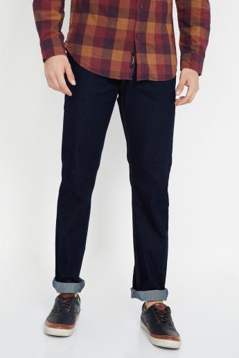 Levis Men Solid Casual Wear Jeans