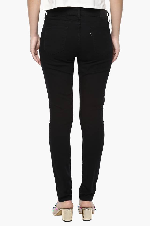 Levis Women Solid Casual Wear Jeans