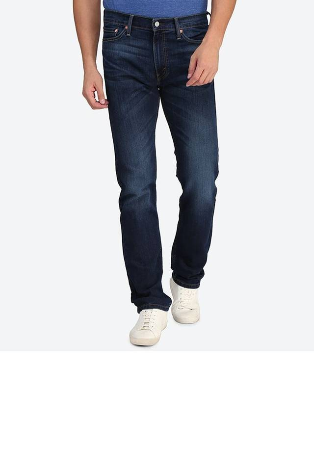 Levis Men Solid Casual Wear Jeans