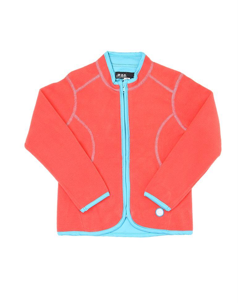 London Fog Girls Casual Wear Solid Sweatshirt
