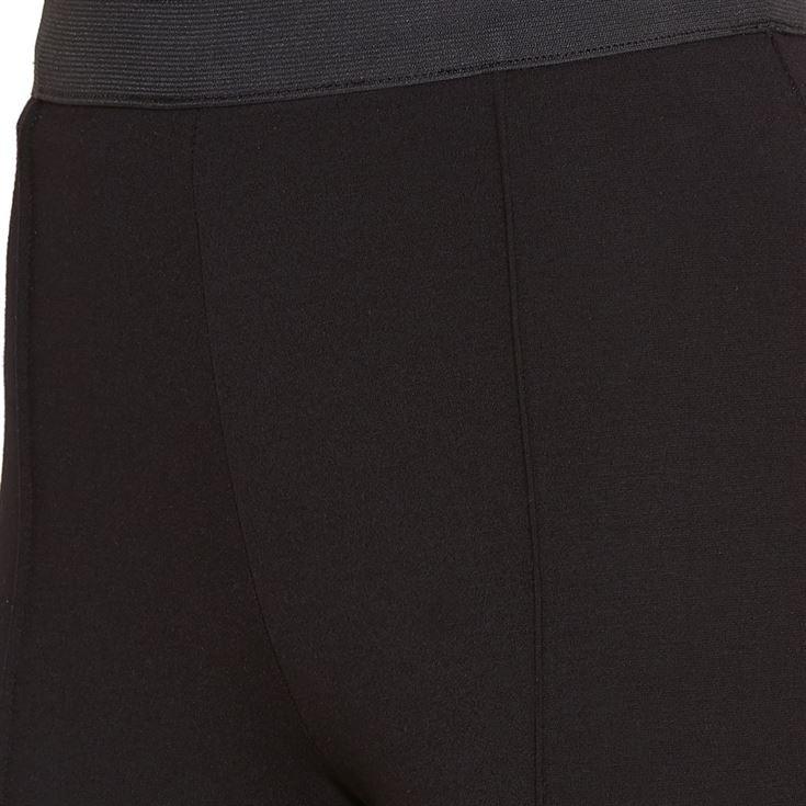 Madame Women Casual Wear Black Jeggings