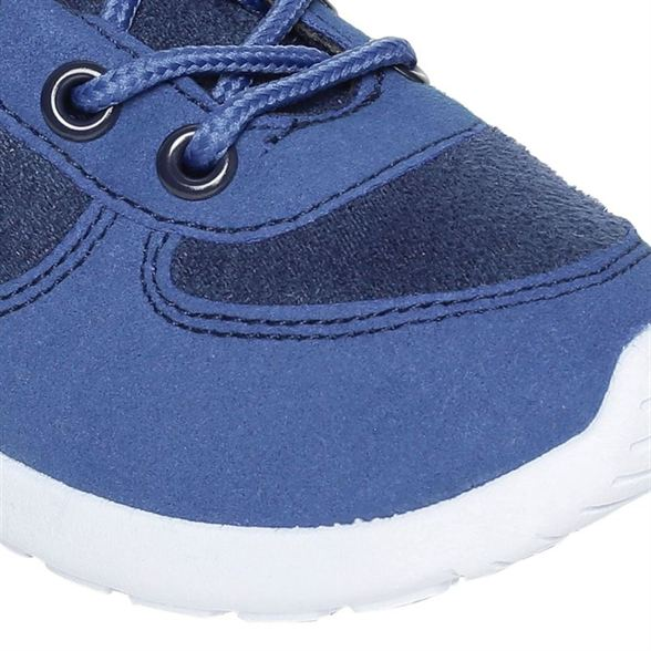 Miniklub Boys Textured Navy Blue Pair of Shoes