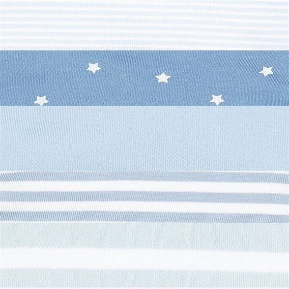 Miniklub Unisex Printed Blue Pack of 6 Nappies