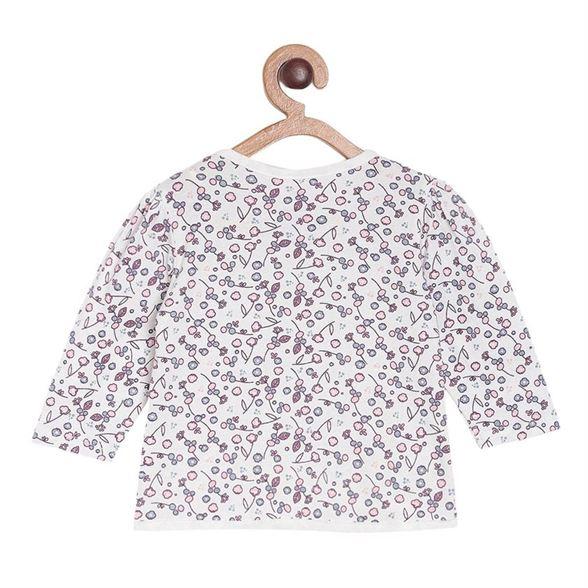 Miniklub Girls Multicolor Printed Pack of 3  Vest Tops