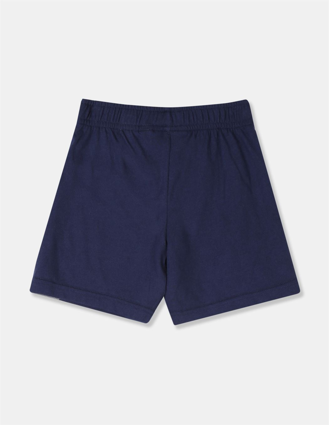 The Children's Place Toddler Boy Blue Side Panel Knit Shorts